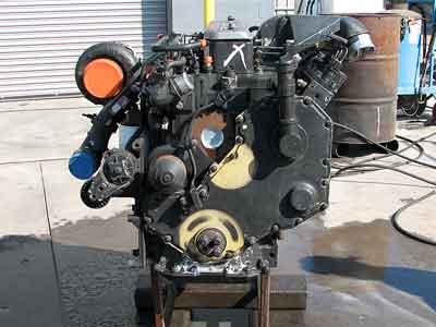 dodge cummins diesel repair